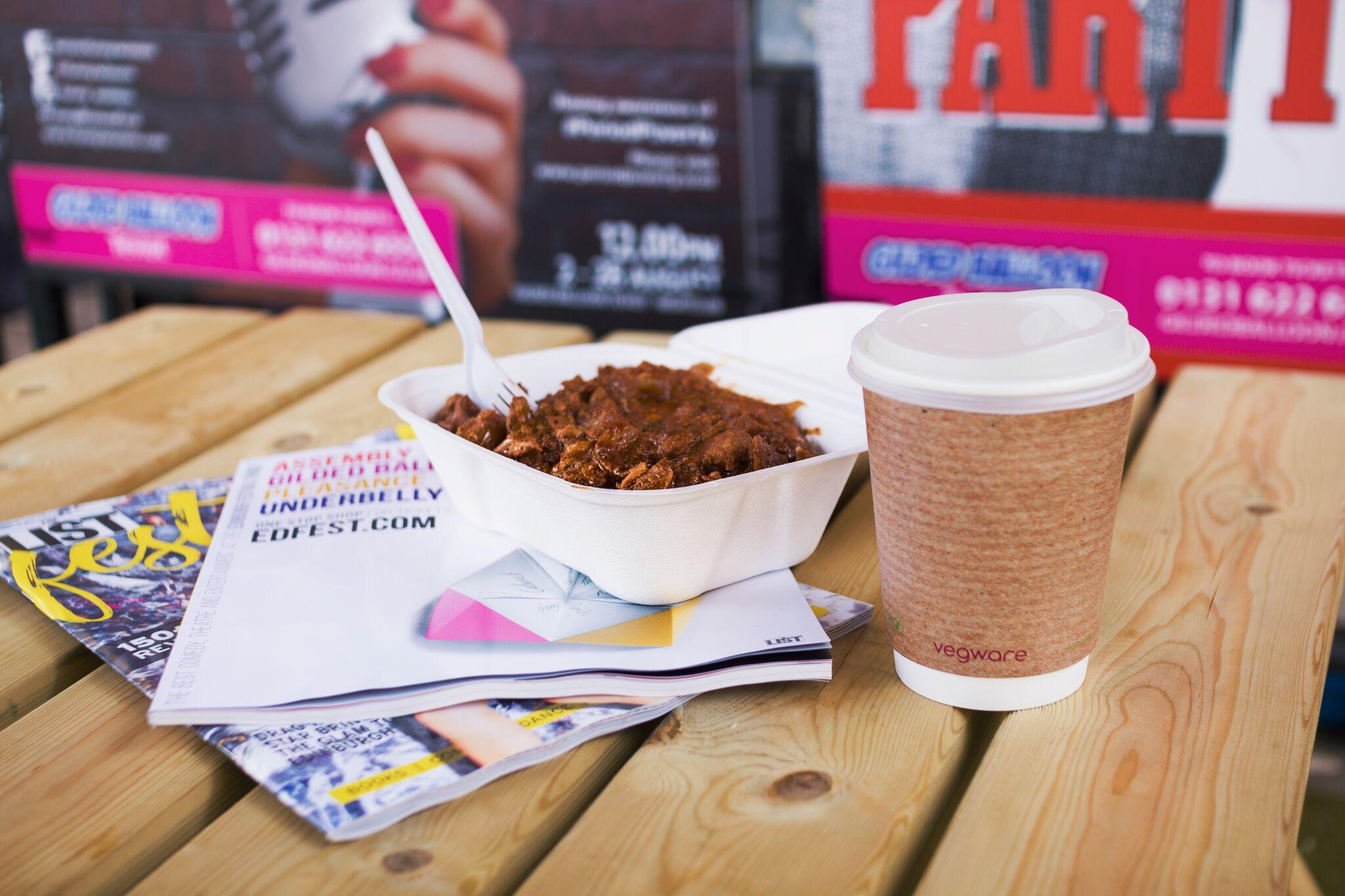Nuevas tendencias de envases ecológicos en negocios de comida para llevar